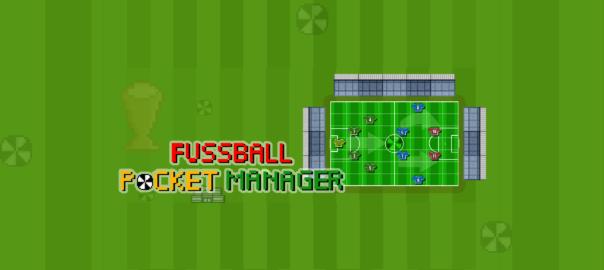 Fussball Manager der alten Zeit